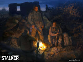 Stalker Online poster 3 by vombavr