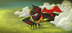 bad vs ninja - rc9gn by sheinarton