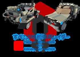 KA-81 Raider 4x4 by Gwentari