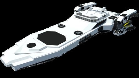 Zao Class Corvette by Gwentari