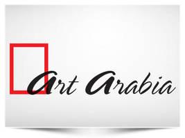 Art Arabia Logo by KarimStudio