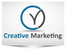 Smart Creative Marketing Logo by KarimStudio
