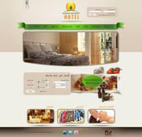 Green Desert Hotel by KarimStudio