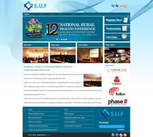 Smart University Forum Web Design by KarimStudio