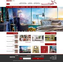 El Beit Magazine   Responsive Web Design by KarimStudio