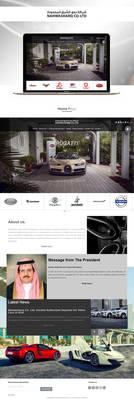 NAHWASHARQ | UI/UX Design by KarimStudio