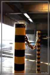 Parking Garage by bellapester