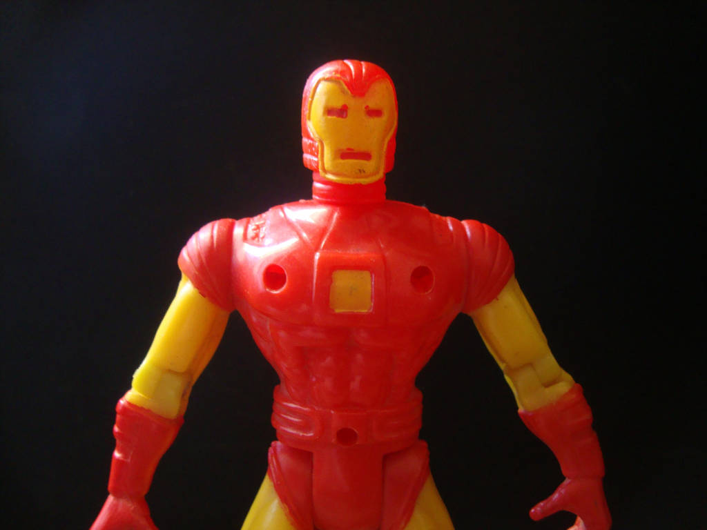Marvel - classic Ironman figure by stopmotionOSkun ...