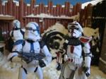 Star Wars - troopers figures by stopmotionOSkun