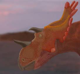 Regaliceratops by Szymoonio