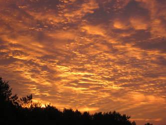 Ciel - coucher de soleil 1.2 by Mastuyama