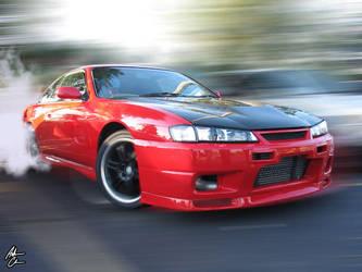 S14 Drift by mazingo5
