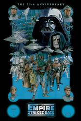 The Empire Strikes Back by MATTBUSCH