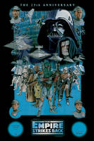 The Empire Strikes Back by MATTBUSCH