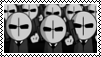 Madness Combat Agents Stamp by RebelATS