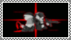 Madness Combat SanDie 2 Stamp by RebelATS