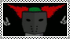 Madness Combat Tricky Stamp by RebelATS