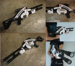 Mass Effect M-92 Mantis Final Shots by RebelATS