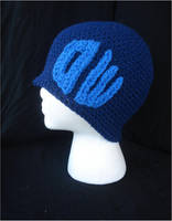 Doctor Who Logo Beanie by RebelATS