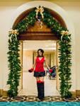 Santa Raver Archway by RebelATS