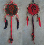 Horde Dream Catcher by RebelATS