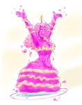 Birthday cake by Jhoneton