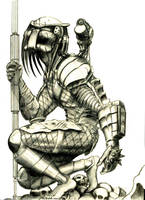 Predator by Tatong