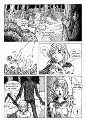 Red riding hood page 2 by Anelis
