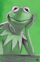Warm Up: Kermit by N8KELLY