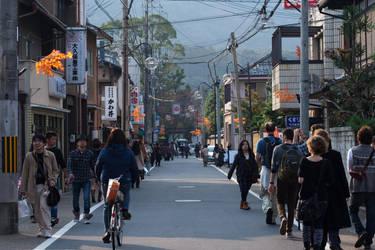 Arashiyama by Salgor