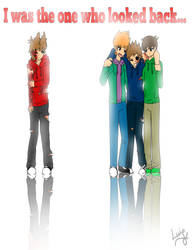 I was the one... (Eddsworld) by LonelyBoyLuis