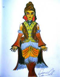 Modos Costume 3 by bayonettafan001