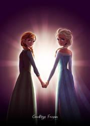 Goodbye Frozen by miacat7