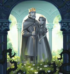 Kings Garden by miacat7
