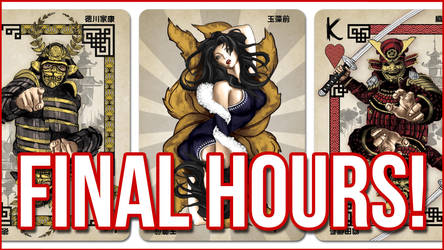 Finalhours by kardeck-playingcards