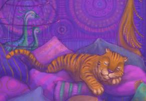 Tigerrr by Adelaida