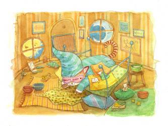 Beauty Sleep by Adelaida