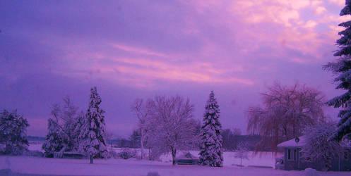 Silent Night Cold Night by Joe-Maccer