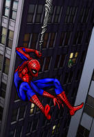 Spider-man by BungZ
