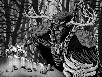 Death Ranger by BungZ