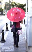urban geisha by itayc