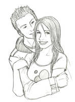 Kevin and Renee by Zatch