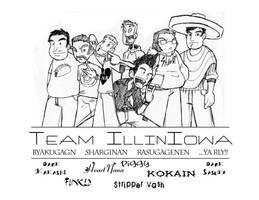 Team Illiniowa by Zatch