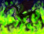 Maleficent Dragon by Draga03