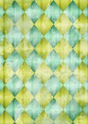 Grunge Diamonds Texture by powerpuffjazz