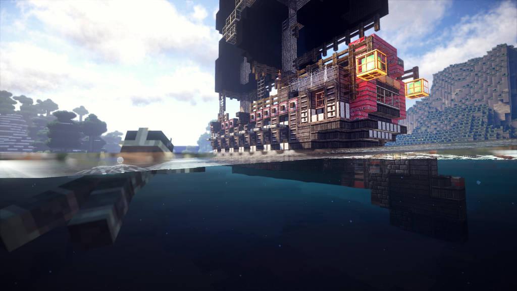 Pirate Ship by soongpa