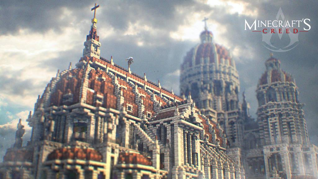 Minecraft's Creed by soongpa