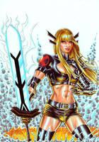X-Men's Magik by Szigeti