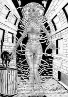 Mary the Mummy (wip) by Szigeti
