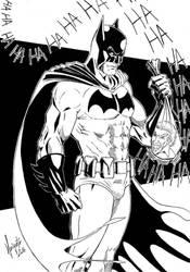 Batman - HaHa by Szigeti